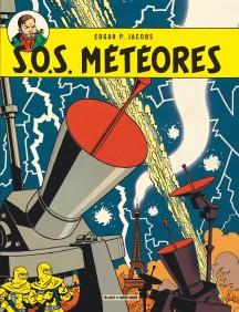 couverture SOS meteores centaurclub