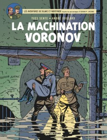 couverture la machination voronov centaurclub