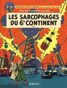 couverture les sarcophages du sixieme continent centaurclub
