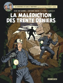 couverture la malediction des trente deniers centaurclub