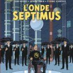 couverture onde septimus centaurclub