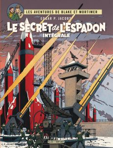 couverture secret espadon integrale centaurclub