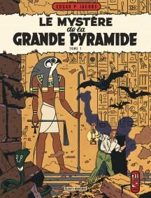 couverture le mystere de la grande pyramide centaurclub