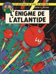 couverture Enigme Atlantide centaurclub
