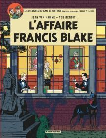 couverture affaire francis blake centaurclub