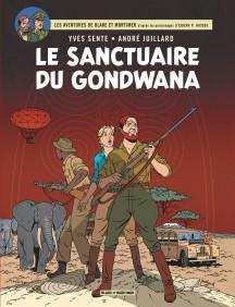 couverture le sanctuaire du gondwana centaurclub