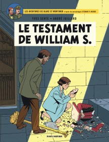 couverture testament de william S centaurclub